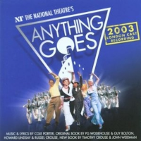 Anything Goes National Theatre Cast CD